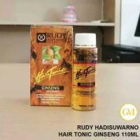 Rudy Hadisuwarno Hair Tonic Gingseng 110ml