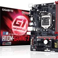 ^Gigabyte GA-H110M-GAMING 3 (Socket 1151)