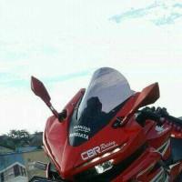 Fering kedok Aksesoris Modifikasi All New Honda CBR 150, 150R Facelift