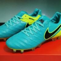 MURAH!! Sepatu Bola / Soccer Nike Tiempo Legend VI Blue Tosca - FG