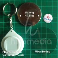 PIN GANTUNGAN KUNCI DIAMETER 44MM BAHAN BAKU