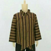 Baju Surjan / Lurik Ukur Anak Size (0,S,M) / Adat Jawa Batik