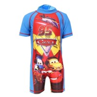 SW1708 - Baju Renang Dive Suit Anak Cowok Laki Laki CARS