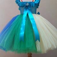 Dress Baju Pesta anak MY little Pony Limited