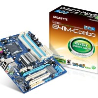 Mainboard GIGABYTE GA-G41M-Combo Micro ATX LGA 775