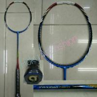 Raket Badminton Apacs Virtuoso Light Blue SG - Original