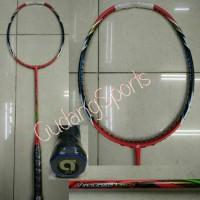 Raket Badminton Apacs Virtuoso Light Red SG - Original