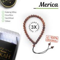 Gelang Kesehatan Kayu Kaukah/Kokka Asli + Sertifikat - MD Coklat
