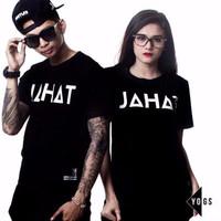 Tshirt / Kaos / Baju Younglex Yogs Jahat - HomeCLothing