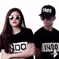 Tshirt / Kaos / Baju Younglex Yogs Indo 01 - HomeCLothing