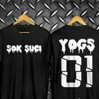 kaos/tshirt/baju younglex yogs sok suci