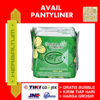 Pembalut Avail Panty Liner - Avail Bio Sanitary Pad