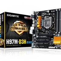 Mainboard GIGABYTE GA-H97M-D3H Micro ATX LGA 1150