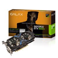 Galax Geforce gtx 1050 Ti 4gb DDR5 EXOC dual fan