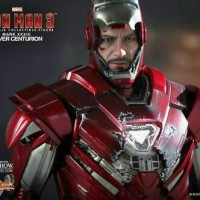 Hot Toys Iron man Mark 33 / XXXIII: Silver Centurion