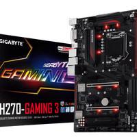 Mainboard Gigabyte GA H270 GAMING 3 Socket 1151