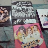 Album K-POP Apink, After School, & Orange Caramel