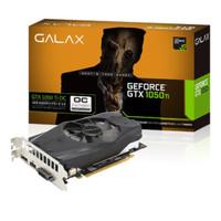 GALAX Geforce GTX 1050 Ti 4gb DDR5 OC Single fan
