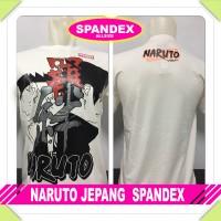 Baju Kaos Naruto Atasan Pria Wanita Kakashi Itachi Sasuke