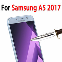 Tempered Glass Screen Protector/Guard Anti Gores Samsung A5 2017/A520