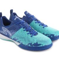 Sepatu Futsal Specs Metasala Combat - Lucite Green/Navy/White
