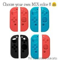 Silicon Cover Joy-Con Softcase Color / Nintendo Switch Joycon Joy Con