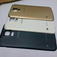 Backdoor Tutup Batre Samsung Galaxy S5 G900 Original Casing Case Cover