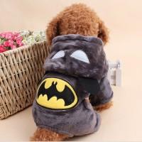 Baju Pakaian Doggy Pet Kucing Dog Anjing Puppy Impor Batman
