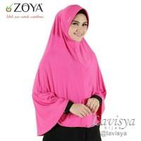 Hijab Zoya Marsha Glittering /Bergo/Jilbab Instan/Kerudung