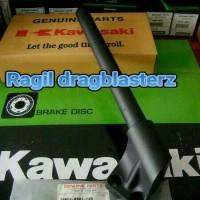 stang jepit ninja 250 fi / ninja 250 R karbu original
