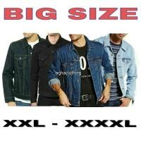 jaket jeans levis jumbo XXL - XXXL