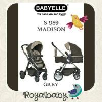 BABYELLE MADISON S989 GREY