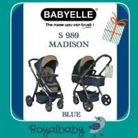 BABYELLE MADISON S989 BLUE