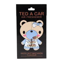 Autofriend Parfum Mobil AI-PARFUM-TED-A-CAR Air Freshener Hazelnut-Mac