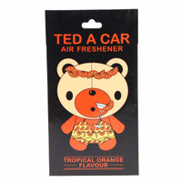 Autofriend Parfum Mobil AI-PARFUM-TED-A-CAR Air Freshener Tropical-Ora