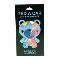 Autofriend Parfum Mobil AI-PARFUM-TED-A-CAR Air Freshener Bubble-Gum
