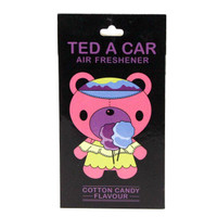 Autofriend Parfum Mobil AI-PARFUM-TED-A-CAR Air Freshener Rasa Cotton