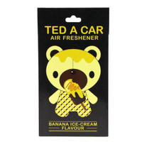 Autofriend Parfum Mobil AI-PARFUM-TED-A-CAR Air Freshener Banana-Ice-C