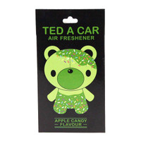 Autofriend Parfum Mobil AI-PARFUM-TED-A-CAR Air Freshener Rasa Apple