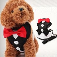Baju Pakaian Formal Dasi Pet Custom Doggy Anjing Kucing Puppy Dog Impo