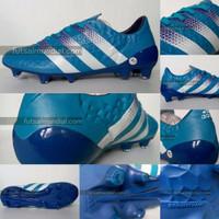 100% REAL PICT | Adidas Ace 2016 16.4 FG, Sepatu Bola Terbaru 2