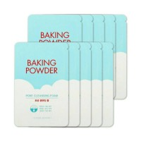 [ETUDE HOUSE] Baking Powder Cleansing Foam Sample