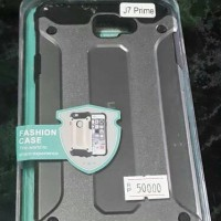 Spigen Iron Samsung J7 Prime case robot transformer anti crack