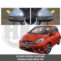 COVER SPION CHROME HONDA NEW BRIO TIPE RS