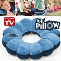 alat bantal terapi kesehatan / bantal tidur duduk leher punggung empuk