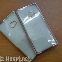 Xiaomi Mi Note 2 Luxury Chrome Back Case Casing Cover