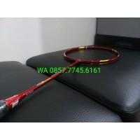 Raket Badminton Apacs RV Power Red Original / Raket Apacs ORIGINAL
