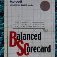 Balance Scorecard - Mulyadi