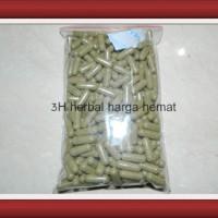 Curah kapsul Sambiloto obat herbal jamu miom diabetes harga grosir