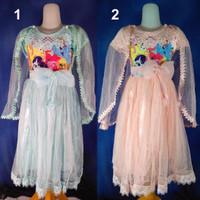 Dress Baju Pesta Anak MY Little Pony